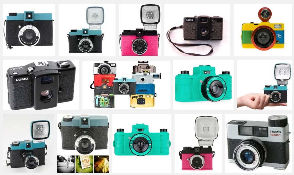 Lomo Cameras