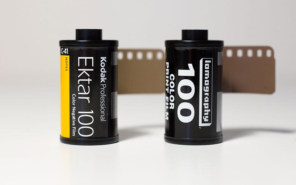 Ektar-100-vs-Lomography-100---film-types