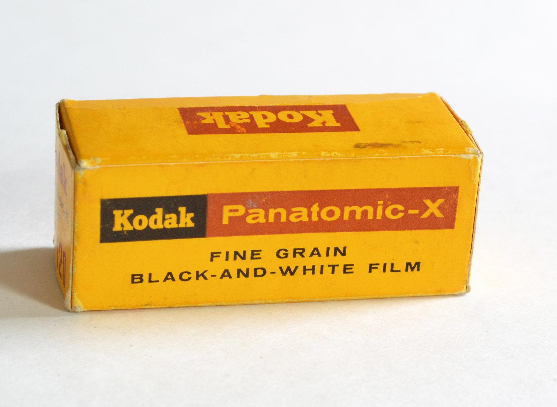 Kodak Panatomic-X
