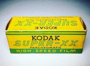 Kodak Super-XX film
