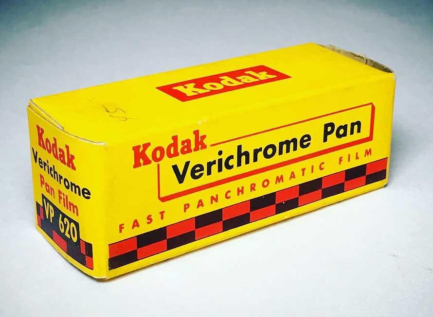 Kodak Verichrome Pan