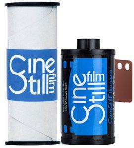 50Daylight Cinestill Film 120 and 35mm
