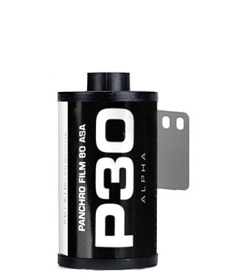 Ferrania P30 35mm film