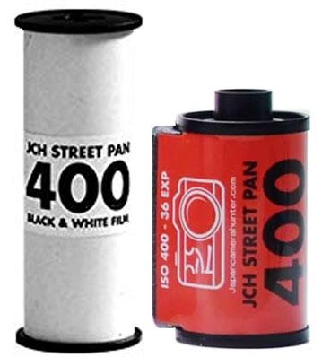 JCH JCH StreetPan 400