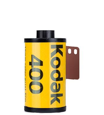 Kodak Ultramax 400 35mm film