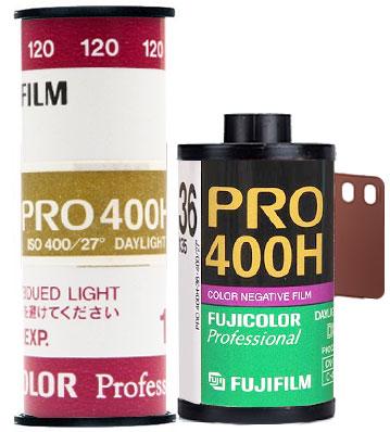 FUJIFILM Pro400H