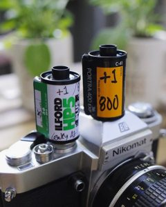 Pushing and Pulling Film