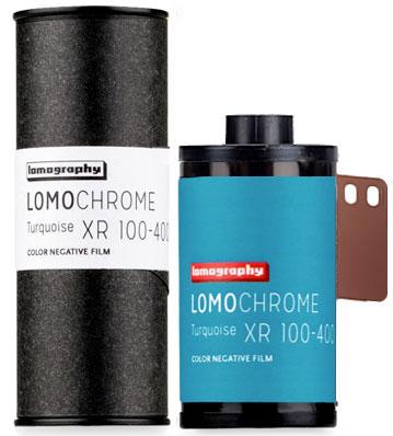 Lomography LomoChrome Turquoise