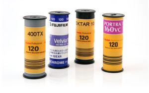 120 Film Developing
