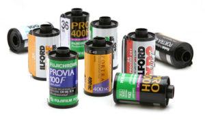 35mm Film Developing