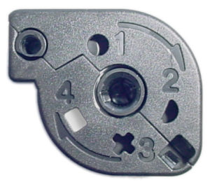 Visual indicators on an APS cartridge