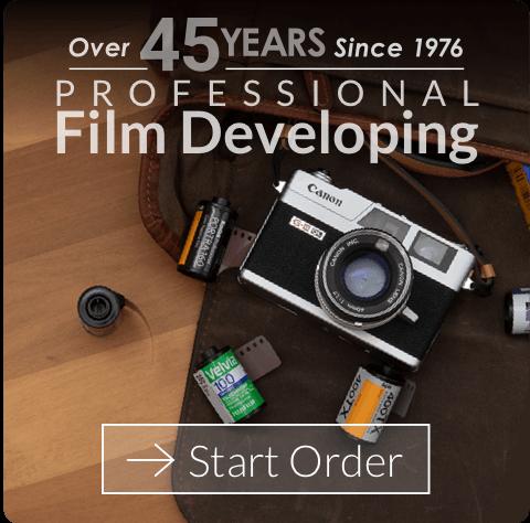 TDR Film Developing
