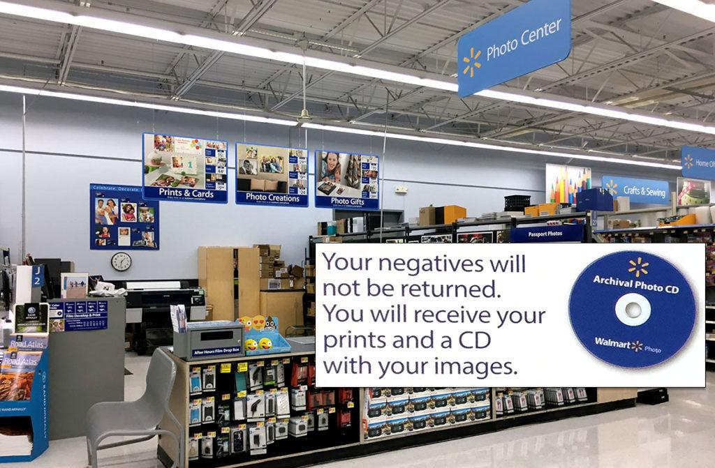 Walmart Film Developing