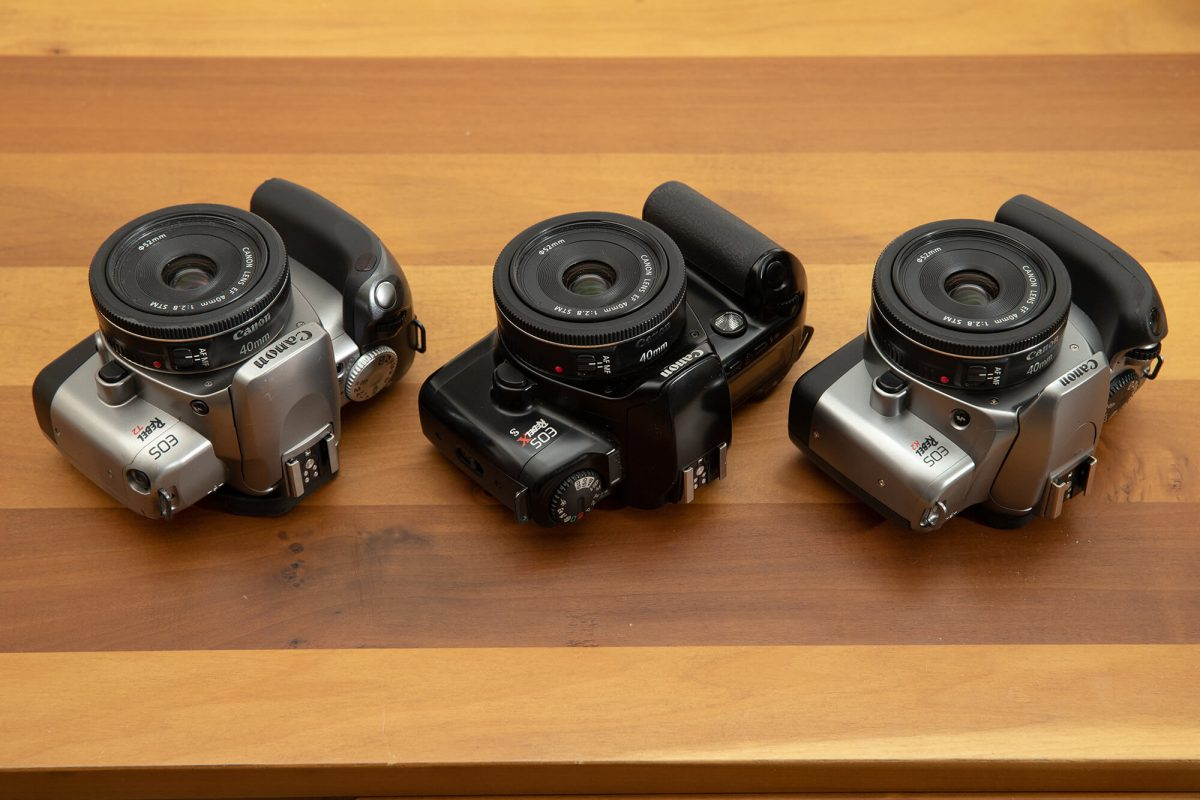 Cheap Canon EOS Cameras
