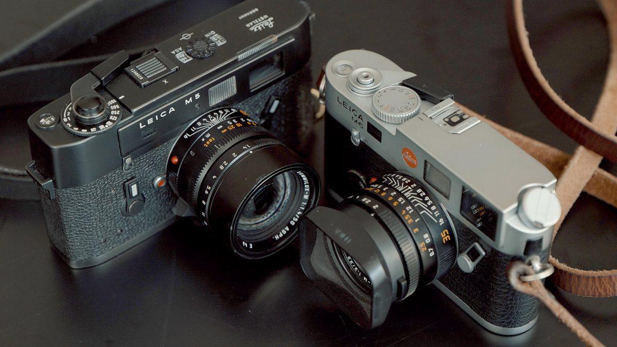 Leica M6 vs Leica M5