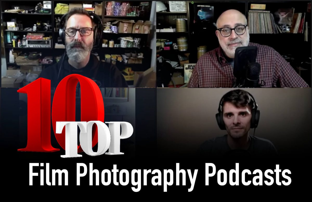 Top 10 film photography podcasts