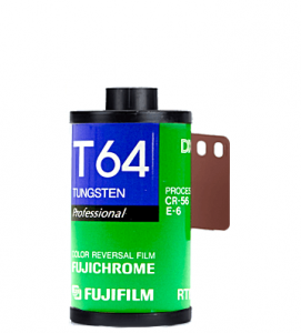 fujifilm T64 35mm film