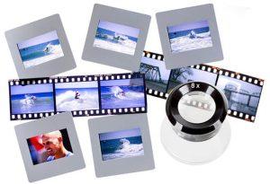 Slide film example