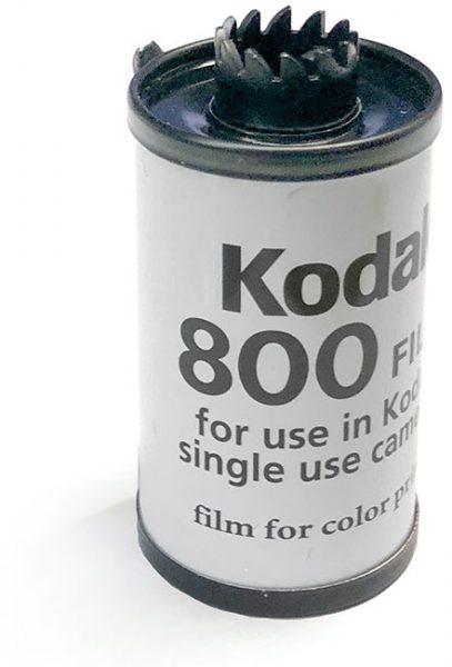 Kodak Disposable Camera Film