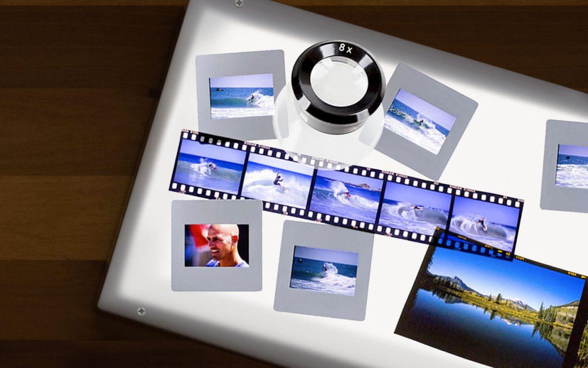 Slide Film Feature