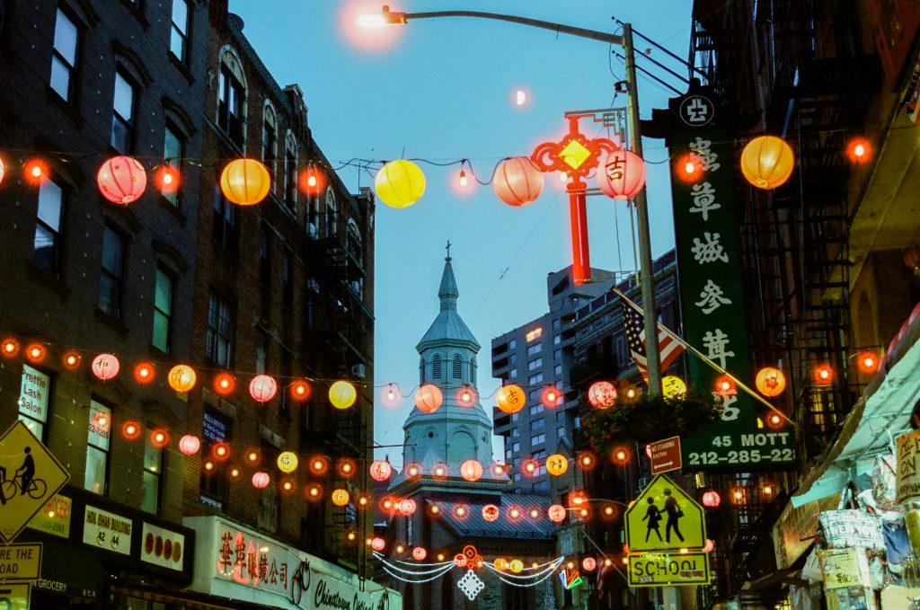 Chinatown, New York City (@thirtyfivejay)