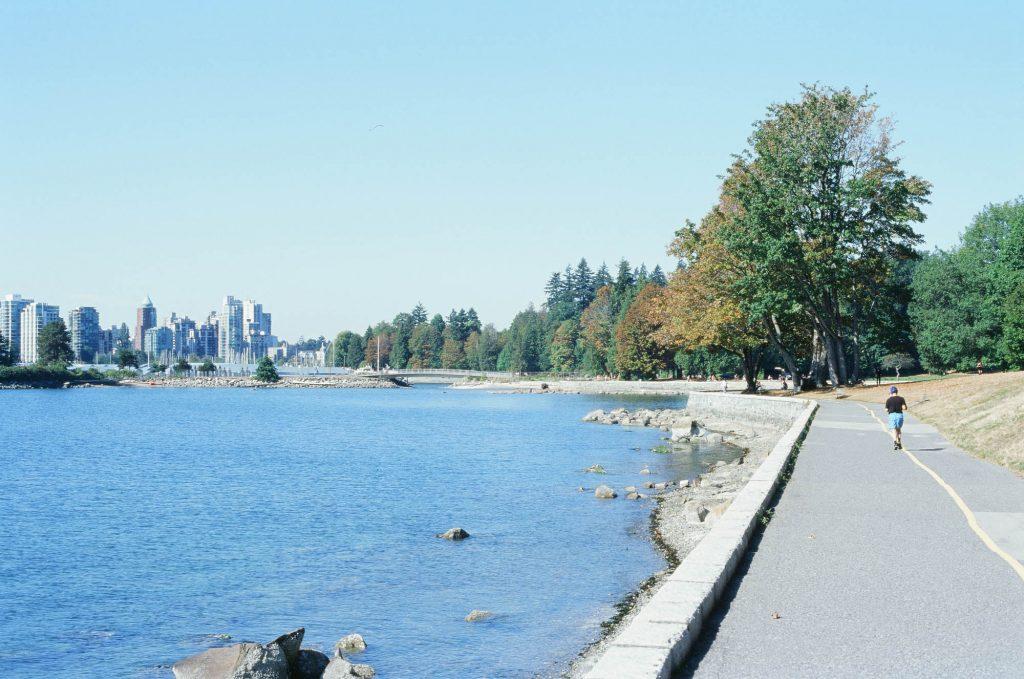 Vancouver, Minolta XK 50mm 1.4