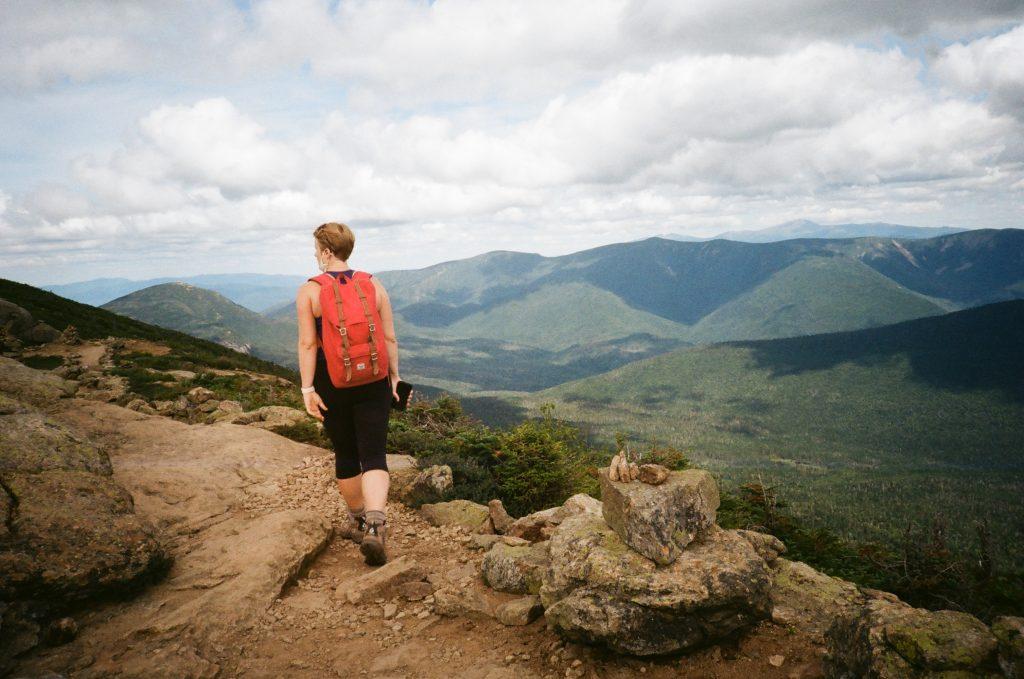 Kodak Gold 200 shot on Olympus XA2 at the White Mountains in New Hampshire