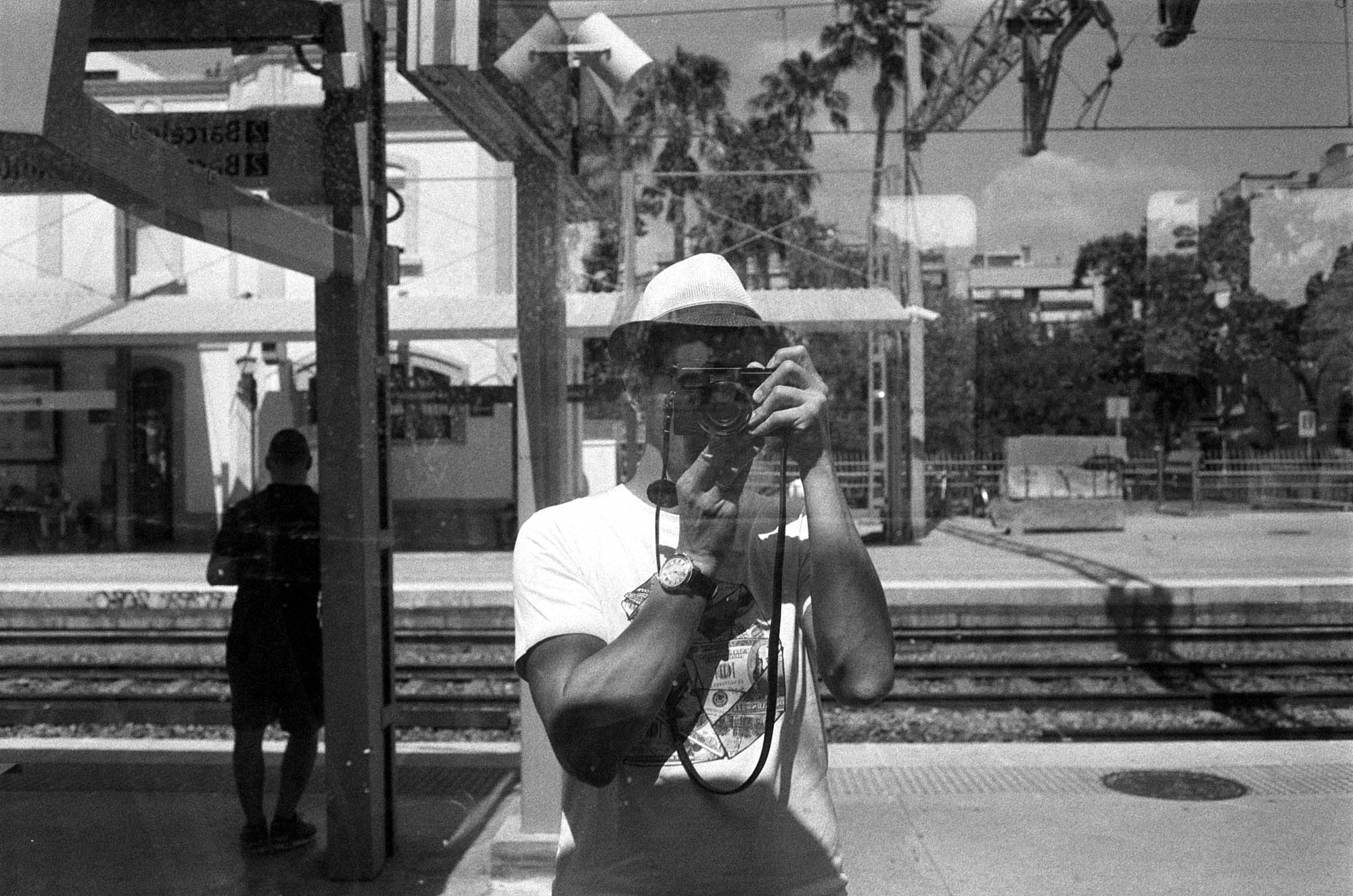 HP5+ in harsh light conditions