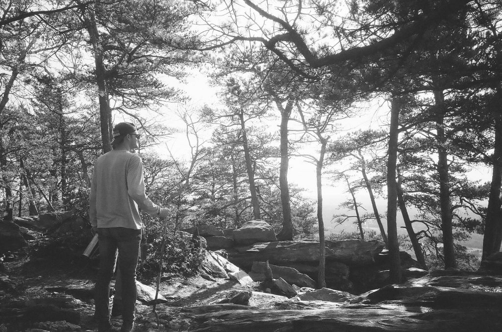 Hiking trip. Taken with my leica m4 and Ricoh 28mm f2.8 gr ltm lens.
