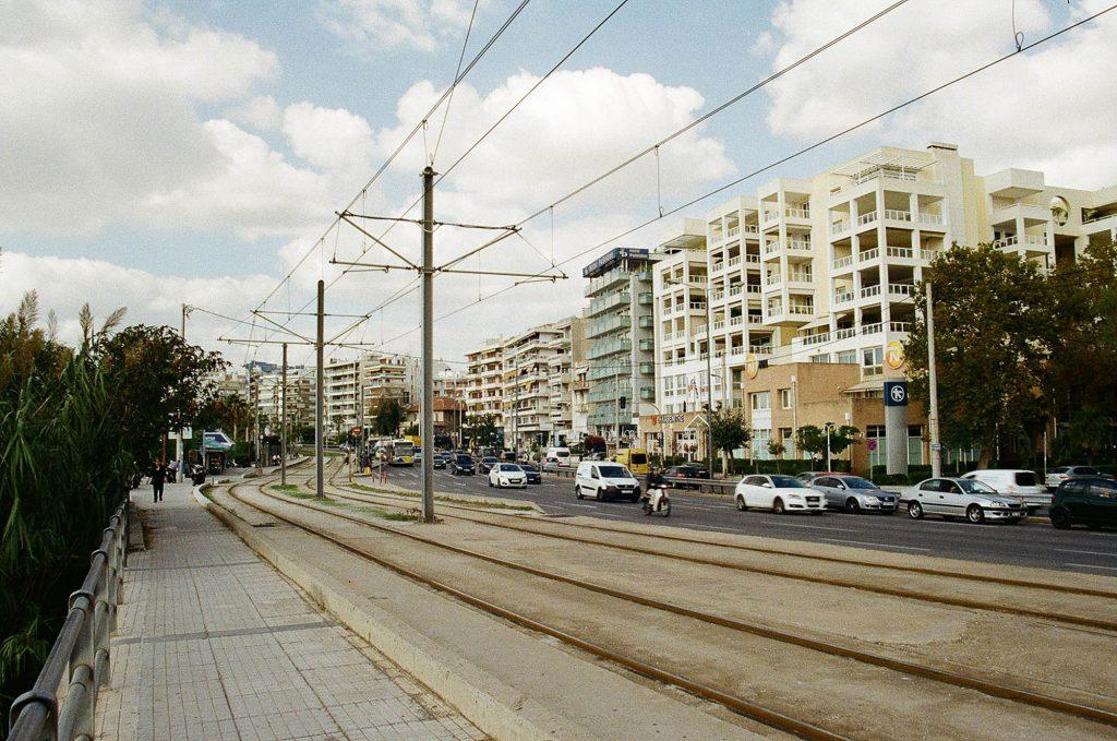 Athens Tram Line, Greece 2018 IG: @careymcewanphotography
