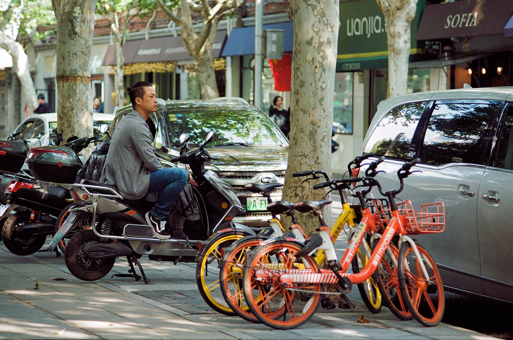 French Concession, Shanghai