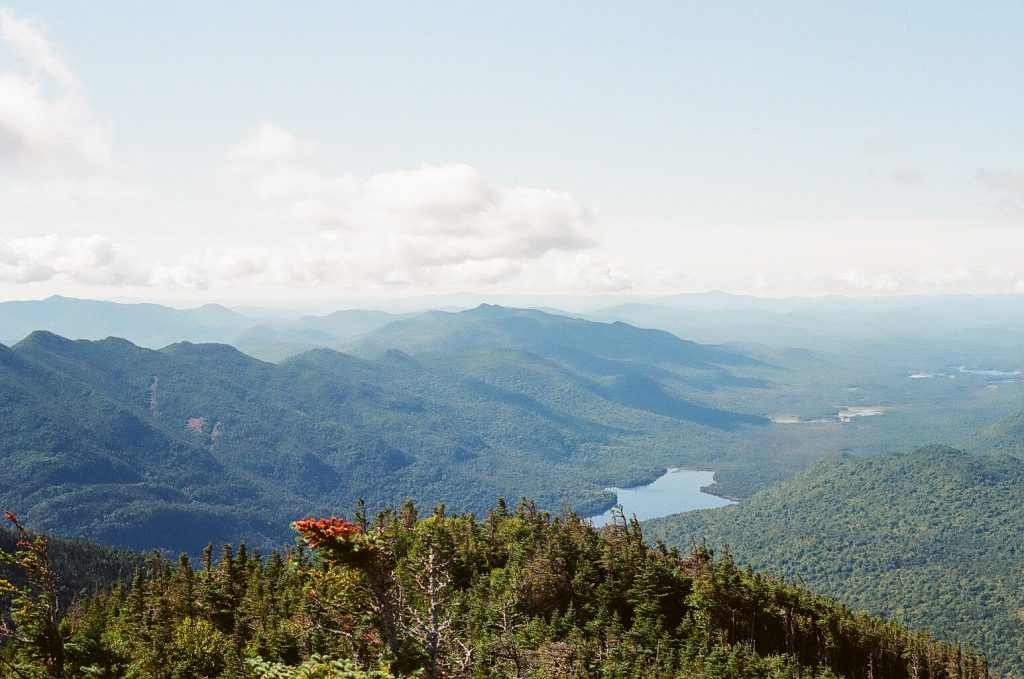 Best view in the adks. Canon AL1