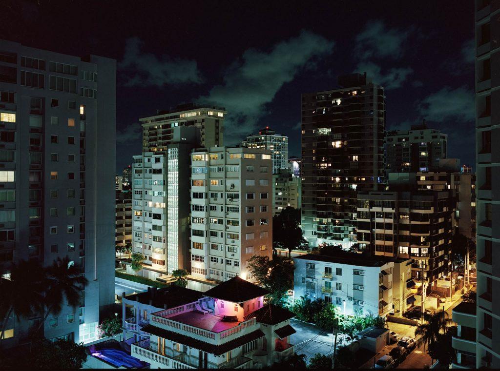 Condado night view