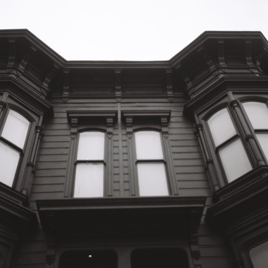 San Francisco, CA shot on my Rolleiflex T // @kurochatphotography