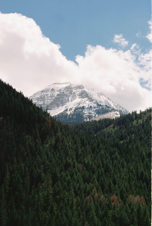 Mount Timpanogos, Utah on Pro Imagine 100