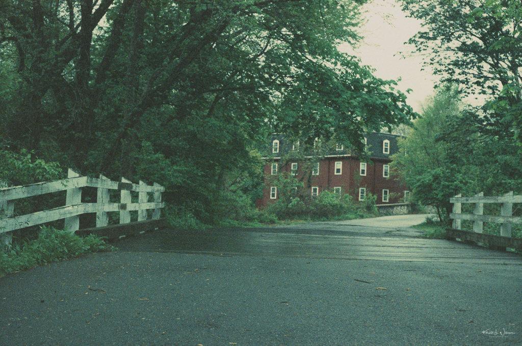 Kingston, New Jersey | Spotmatic II | SMC Takumar 55mm f/2