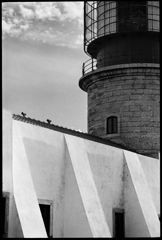 South-Western tip of Europe. Leica M2, Leica Elmarit-M 90mm f/2.8. XTOL stock @20°C, box speed. Post in LR