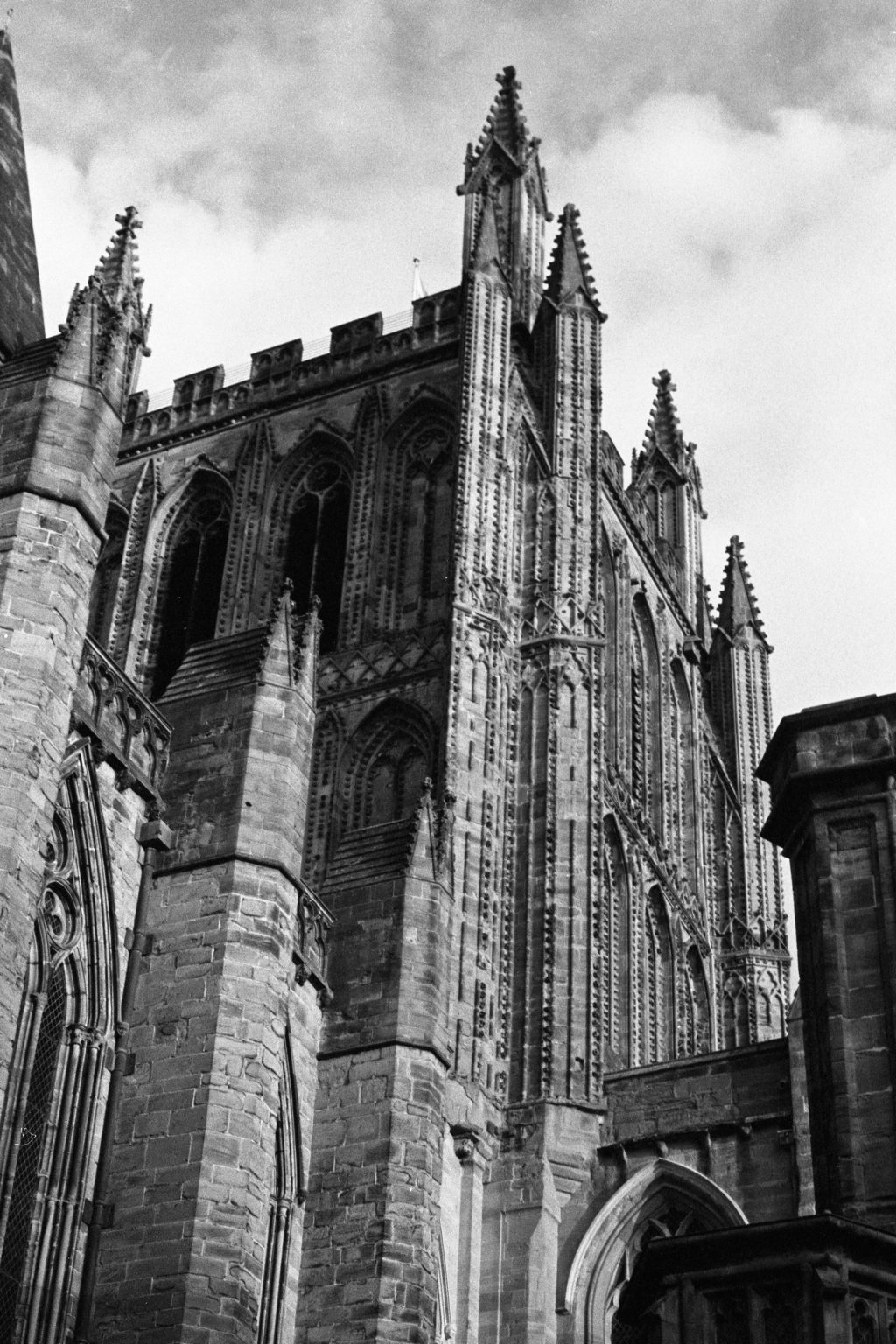 Hereford Cathedral, Y12 Filter