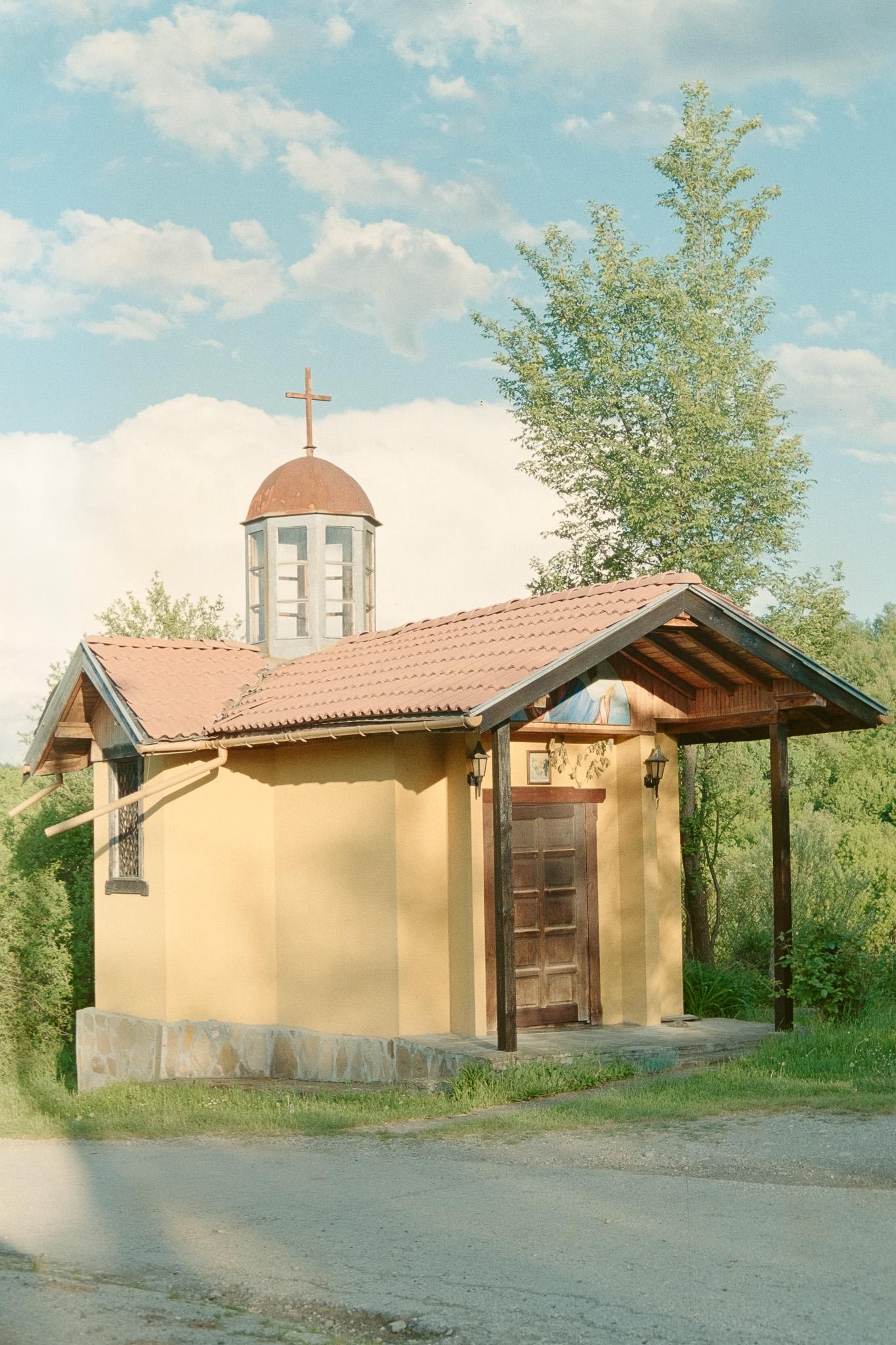 Yellow chapel