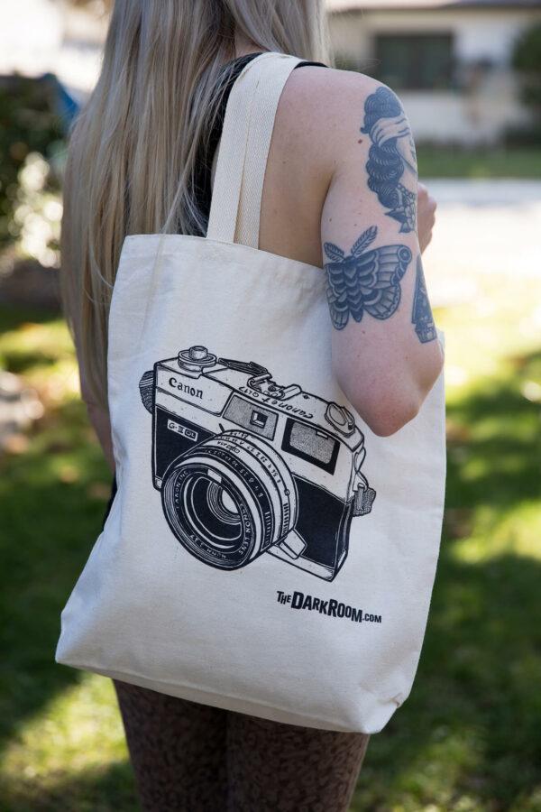 TheDarkroom Tote Bag