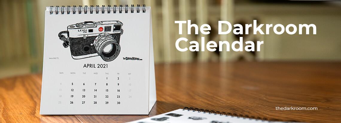 thedarkroom calendar
